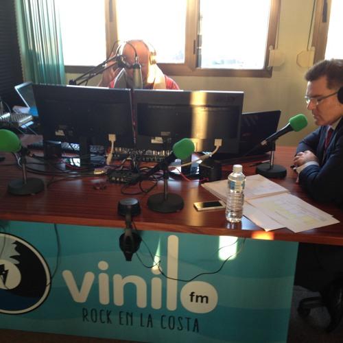 Entrevista en Vinilo FM / Alcalde De Getxo 10 - 02 - 2015
