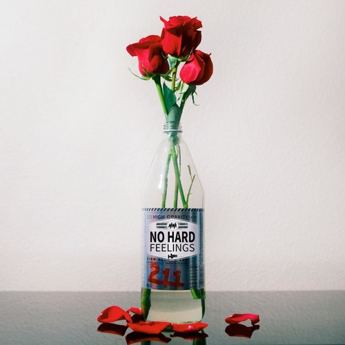 Davion Cervantes - No Hard Feelings EP (prod by. Ken Nana)