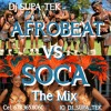 Download AFROBEAT vs SOCA THE MIX 2015 ft. P square, machel montano, kcee, davido, yemi alade, naija, ghana Mp3
