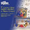 1º Concurso Cultural SANTO ANGELO de Música Gospel - FAQ #002