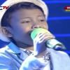 Jojo - Aku Lelakimu(Virzha) - Spektakuler Show 9 Indonesian Idol Junior2015