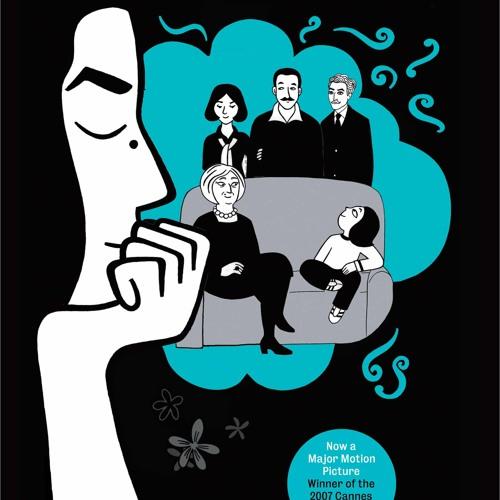 Book Talk: Persepolis by Marjane Satrapi