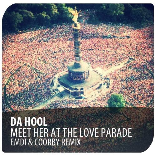 Meet her at the love parade percolator