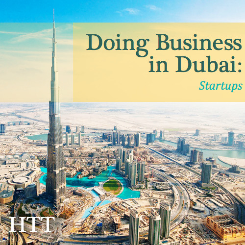 Damu Winston on Doing Business in Dubai: Startups