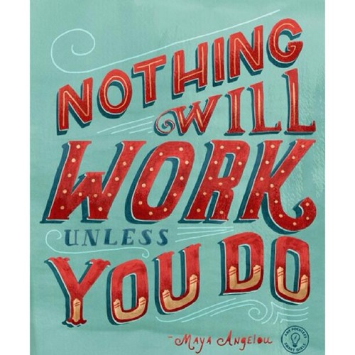 Do Your Work - Failure, Why You're Not One