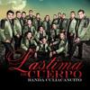 Banda Culiacancito - Lástima De Cuerpo 2015 Portada del disco