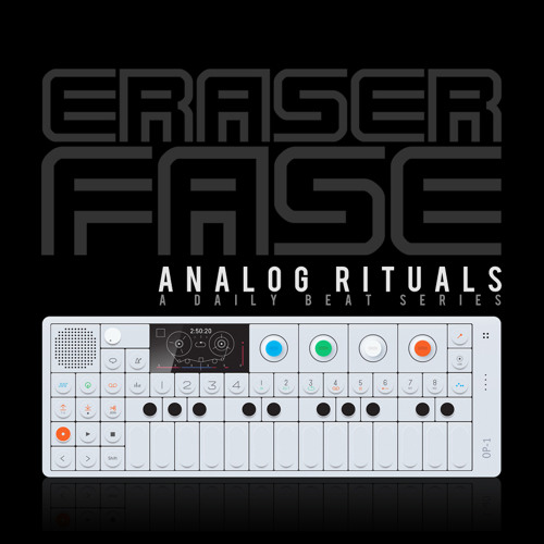 ANALOG RITUALS (a daily beat series)