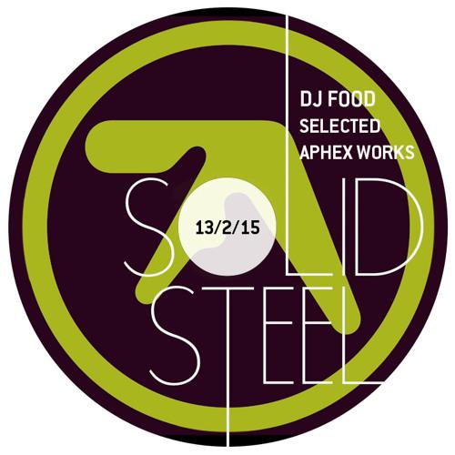 Solid Steel Radio Show 13/2/2015 Part 1 + 2 - DJ Food