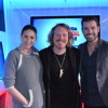 Keith Lemon joined Dave Berry and Lisa Snowdon on the Capital Breakfast Show