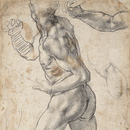 Michelangelo Sketches 11.02.15 (BBC NOW workshop performance, cond. Frank Zielhorst))