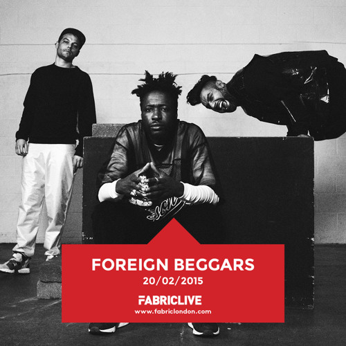 Foreign Beggars - FABRICLIVE Promo Mix
