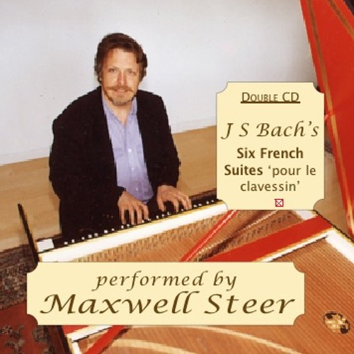 Bach French Suite 2 in Cm BWV813