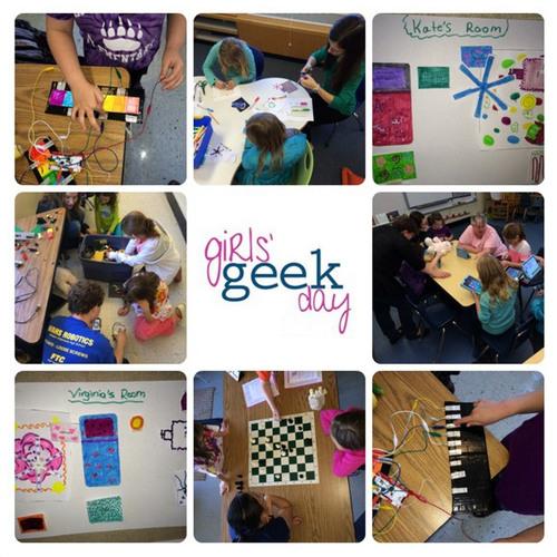 Girls' Geek Day with Paula White