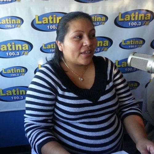 Carmela Garcia habla de su experiencia como trabajador herido, 22 de noviembre 2014