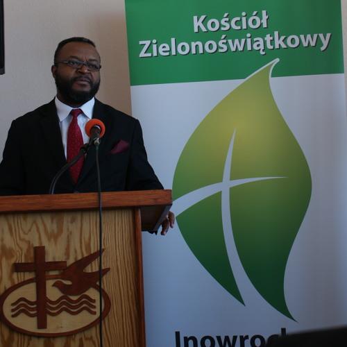 Kazanie Johna Godsona Inowrocław 08.02.2015