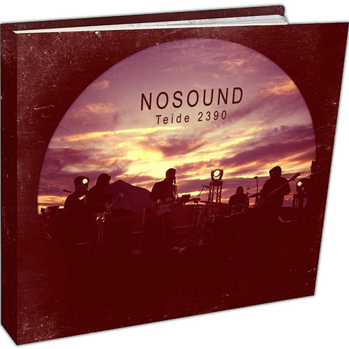 "Nosound - I Miss The Ground (from ""Teide 2390"" live cd/dvd)"