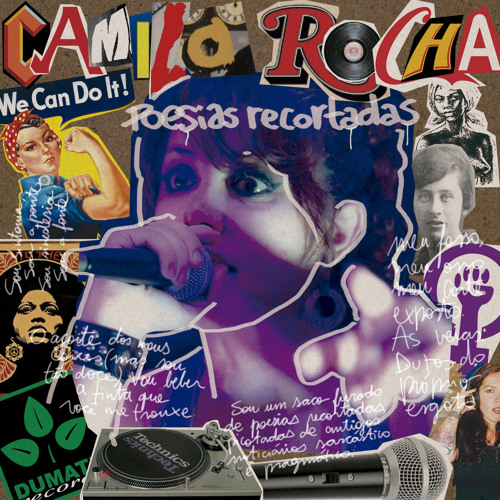 Camila Rocha - 02 - Nada De Novo [part. Issa Paz][beat.ATNbeats]