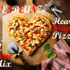 Heart Shaped Pizza - A Love Mix