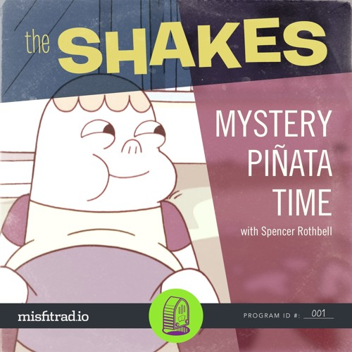 Mystery Piñata Time Cover Art