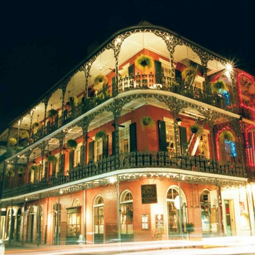Mysteries of the French Quarter
