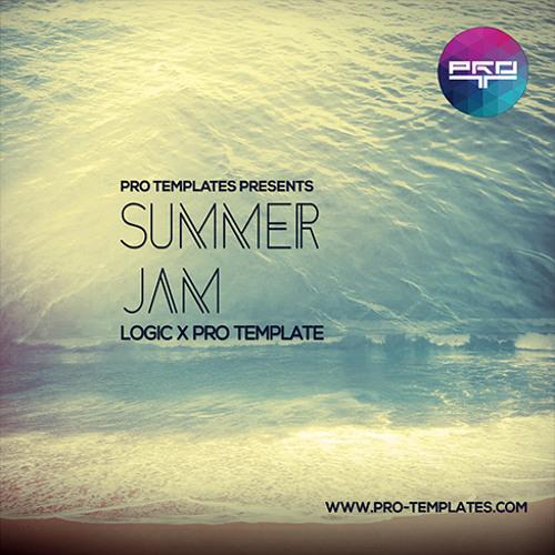 Summer Jam Logic Pro X Template