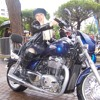 BRIGITTE BARDOT Harley Davidson interpretée par STELLA REAL