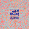 Andreas Henneberg @ Breakfast Club - Rusted Records Label Party [LO - FI Live Recording]