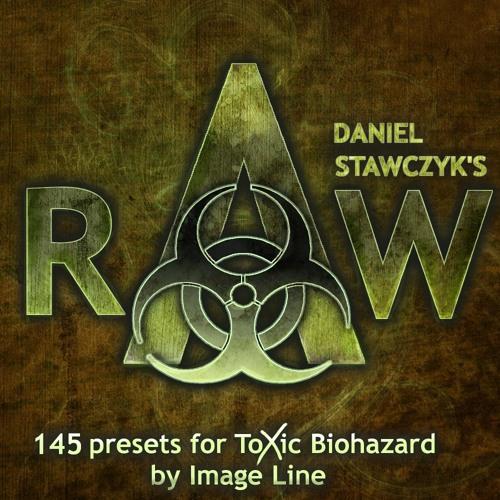 Raw Soundbank for Toxic Biohazard by Image Line