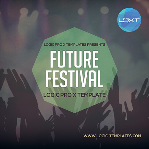Future Festival Logic Pro X Template