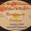 The Mighty Diamonds - Shame And Pride Mix By Rastafarando