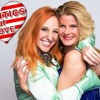 "Rebecca Breitel And Kim Lynch of the brand NEW show on L.I. News Radio ""The Politics Of Love"""