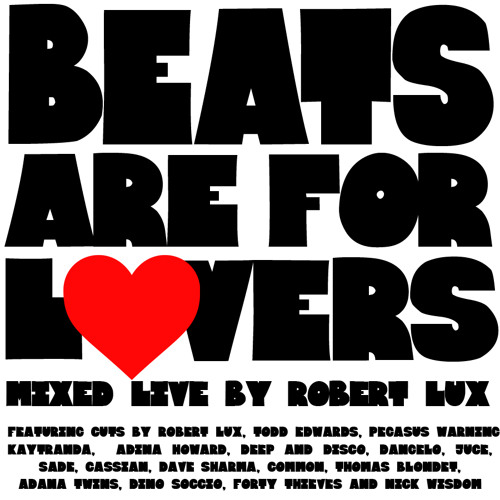 Beats Are For Lovers Mixtape