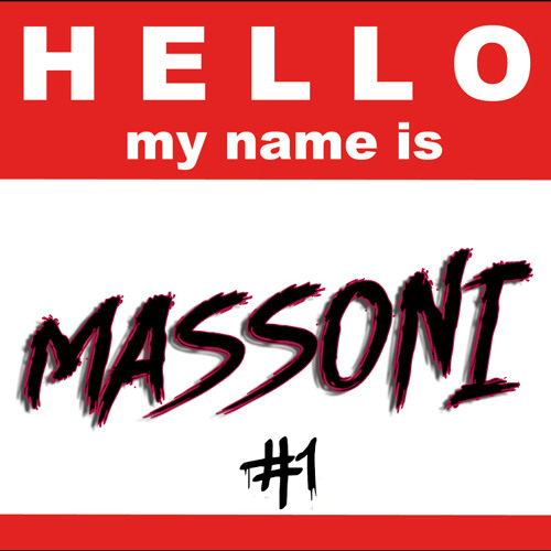 My Name Is Massoni #1 (MNIM1)