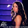 FourFiveSeconds - Rihanna, Kanye West & Paul McCartney - Cover By Ali Brustofski - Four Five Seconds