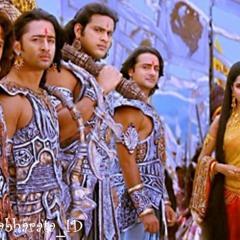 Drupadi & Arjuna Love Theme