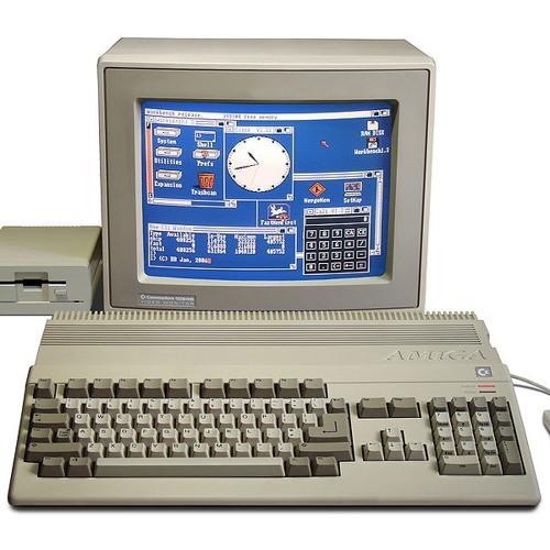 Best of Commodore Amiga Demoscene Music