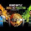 Cricket WC:  IND vs PAK tomorrow