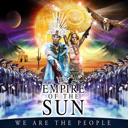 Empire of the Sun - We Are The People (Pourtex remix)