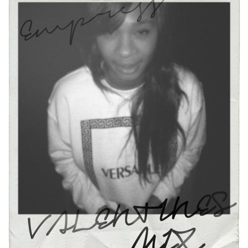 EMPRESS: VALENTINE'S WRKDEPT MIX