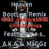 Da Les - Heaven(Remix)Feat. Aka & Maggz(Prod. @36Swagga)