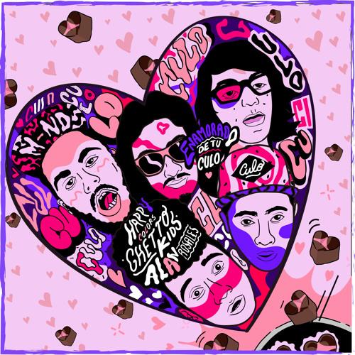 Enamorado De Tu Culo - Alan Rosales X Happy Colors X Ghetto Kids