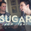 Sugar (Maroon 5) - Sam Tsui & Jason Pitts Acoustic Cover (Audio)
