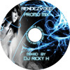 Rendezvous Promo Mix Vol. 2 - Mixed by DJ Ricky H