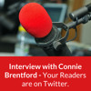 Authors, Your Readers are on Twitter - with Connie Brentford