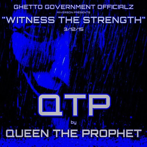 """QTP"" by @queentheprophet pd by @miverson_ #WitnessTheStrength"