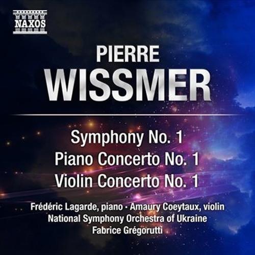 Extrait Du Concerto Pour Piano N°1 De Pierre Wissmer