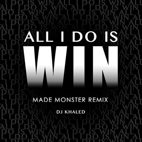Dj khaled all i do is win (remix) ft. Rick ross,busta rhymes.