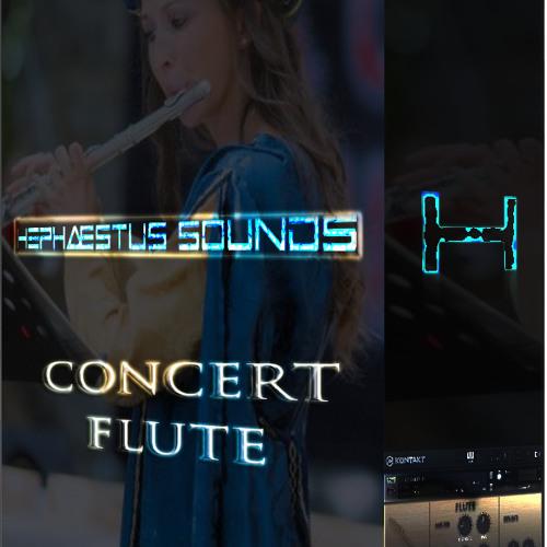 Concert Flute for Kontakt