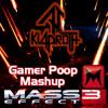 ME3 Gamer Poop Mashup (AJK's 'Damn Right' Remix)