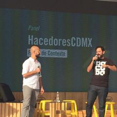 Episodio en vivo: Panel HacedoresCDMX (FdCPod 14)